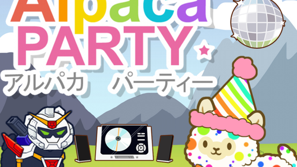 Alpaca Party! project video thumbnail