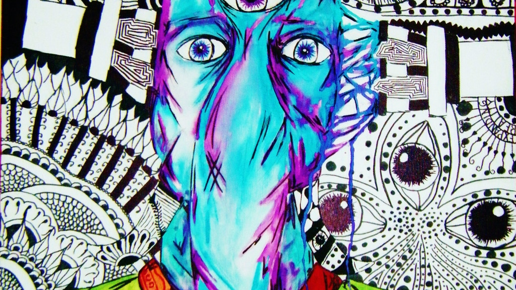 Expanding Consciousness Via Paint Expression project video thumbnail