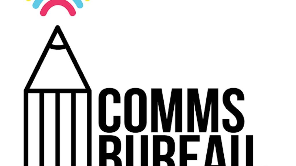 Comms Bureau Presents 'Pick Me Up Radio' project video thumbnail