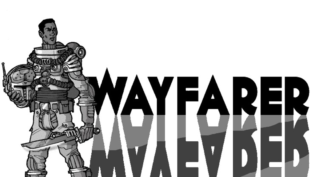 Wayfarer: Slipstream RPG Adventures through the Multiverse project video thumbnail