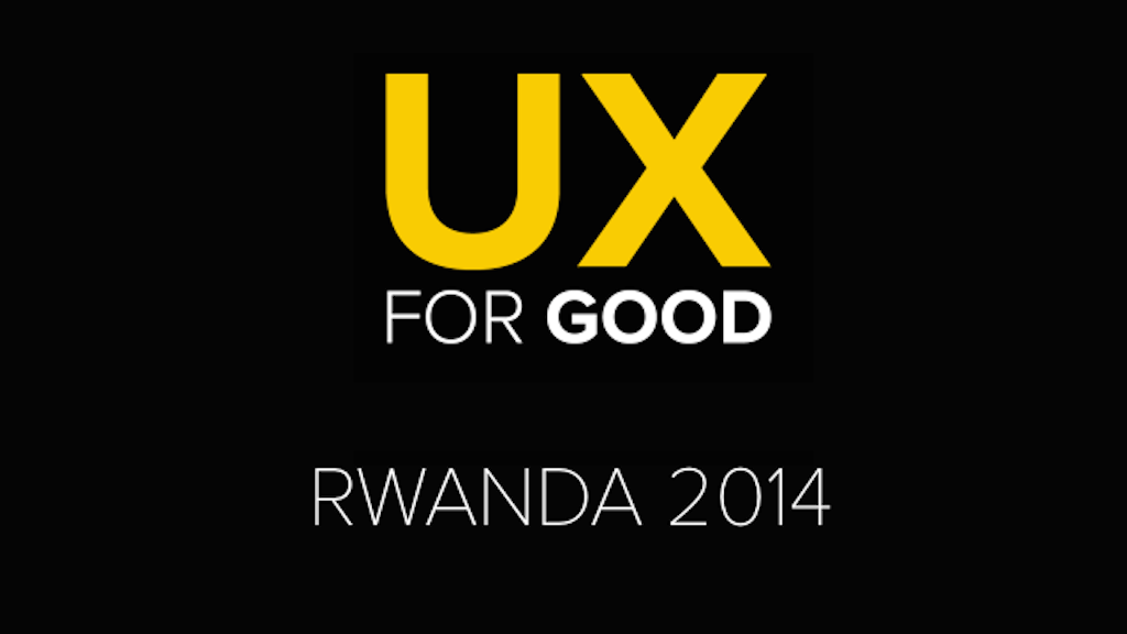 UX for Good 2014: Harnessing Feelings to Prevent Genocide project video thumbnail