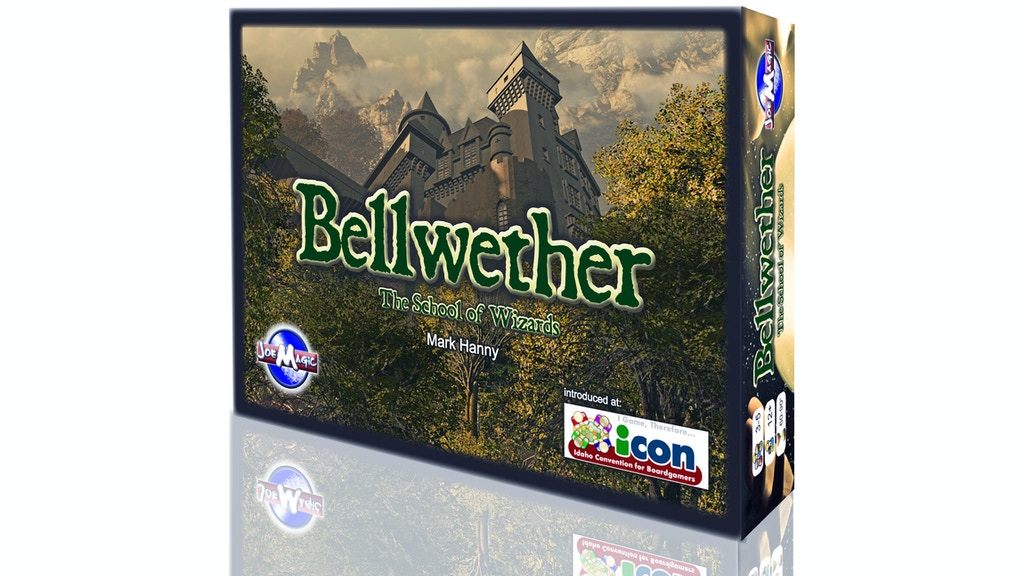 Bellwether - The School of Wizards project video thumbnail