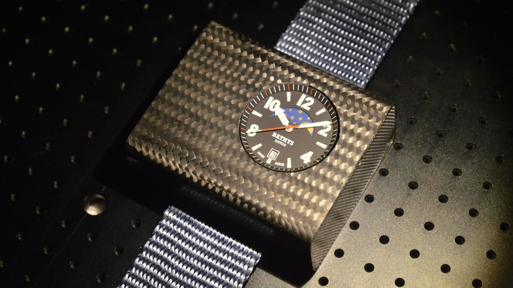 The World's First True Atomic Wristwatch - The Cesium 133 project video thumbnail