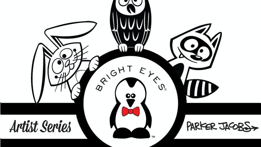 Bright Eyes x Parker Jacobs - Artist Series Baby Blankets project video thumbnail