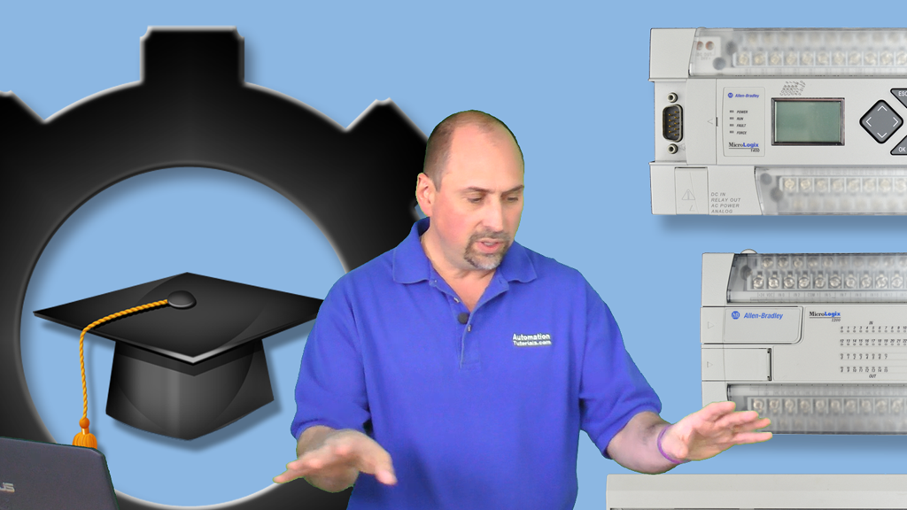 PLC Basics: A Complete Step-by-Step Micro PLC Training DVD project video thumbnail