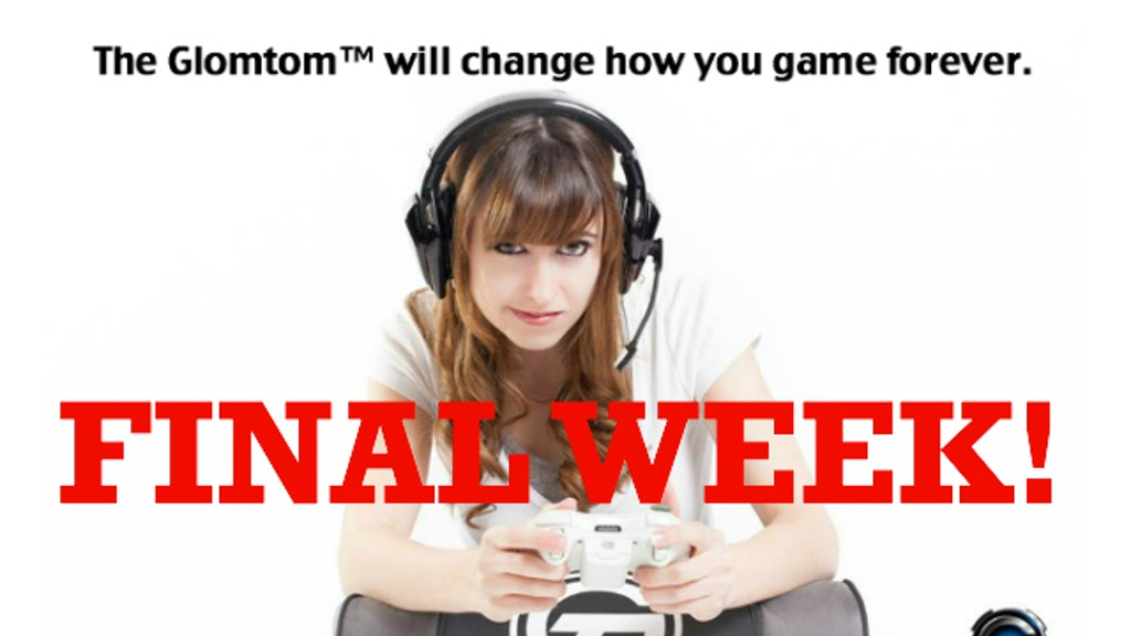GlomTom: Ergonomic Pad Will Level Up Your Gaming Experience project video thumbnail