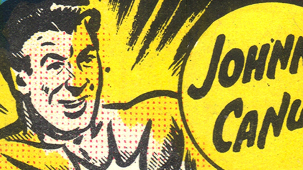 Johnny Canuck: The Return of a Lost Golden Age Hero project video thumbnail
