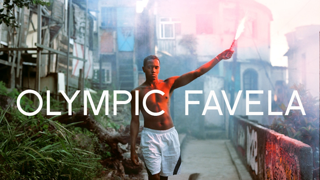 OLYMPIC FAVELA - a Photography Book project video thumbnail