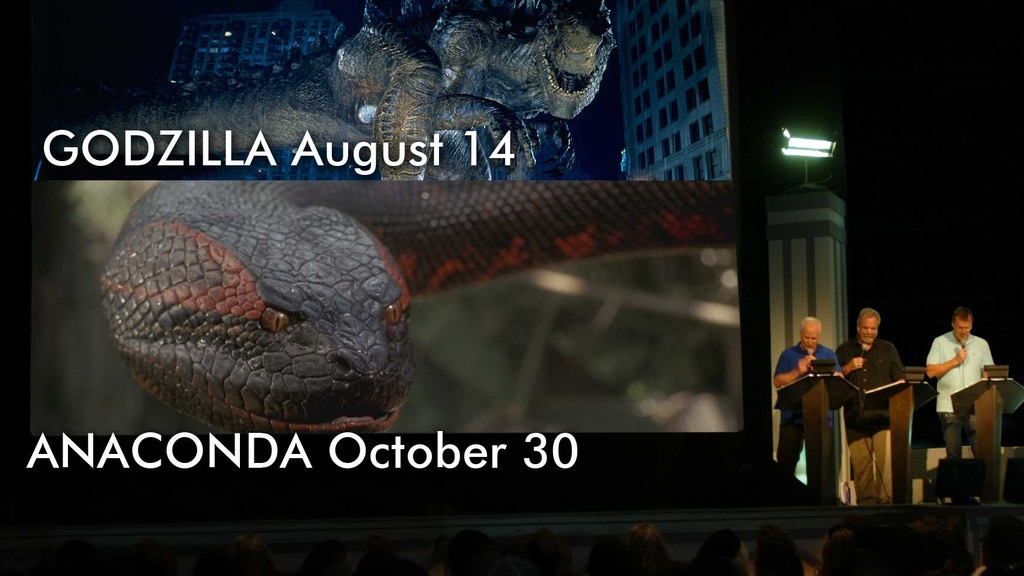 RiffTrax will Riff GODZILLA & ANACONDA in Cinemas Nationwide project video thumbnail