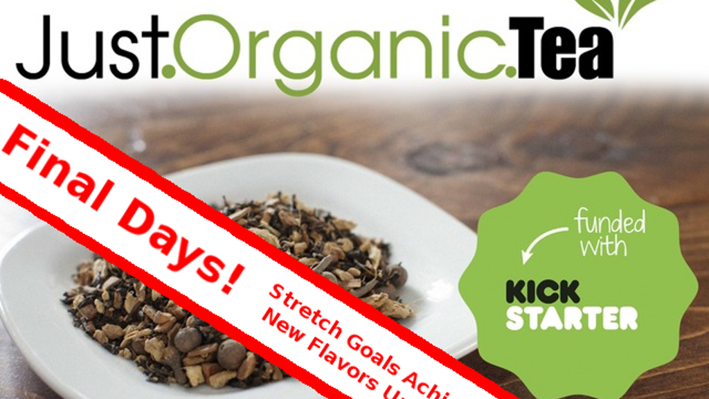 Just Organic Tea - Loose Leaf Tea with a Conscience project video thumbnail