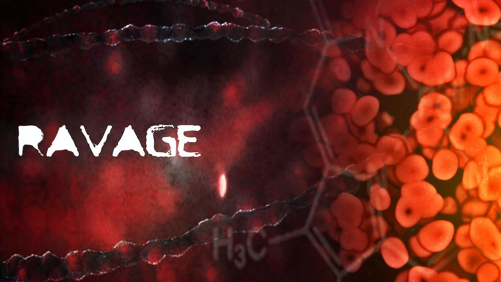 Ravage project video thumbnail