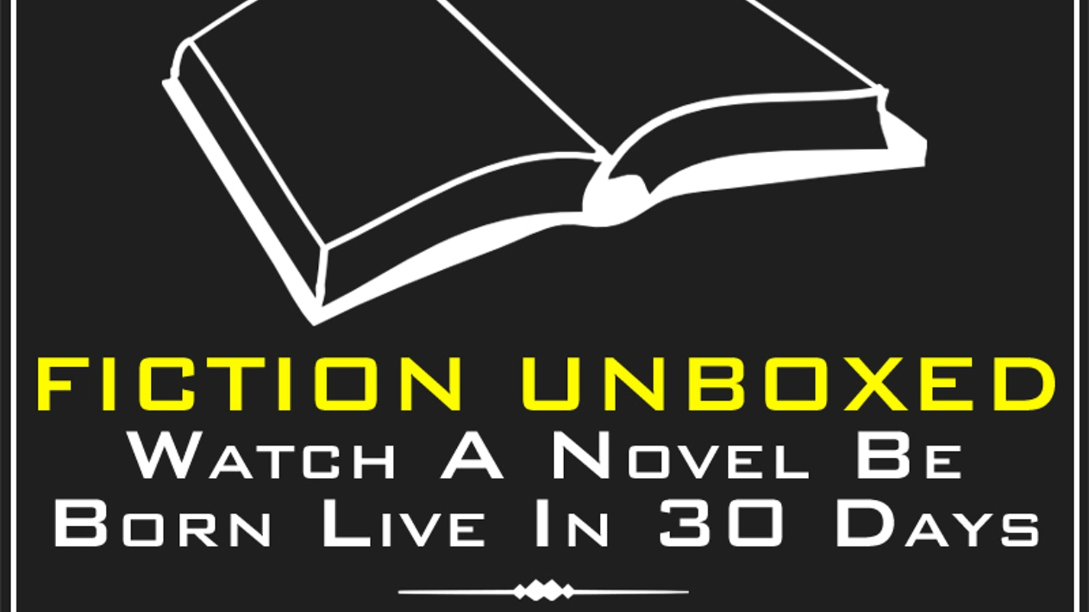 Fiction Unboxed: Change the World With a Story by Sean Platt