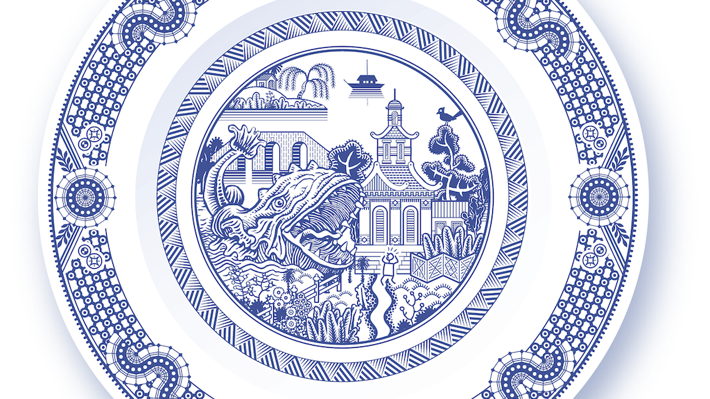 Calamityware dinner plate 3 project video thumbnail