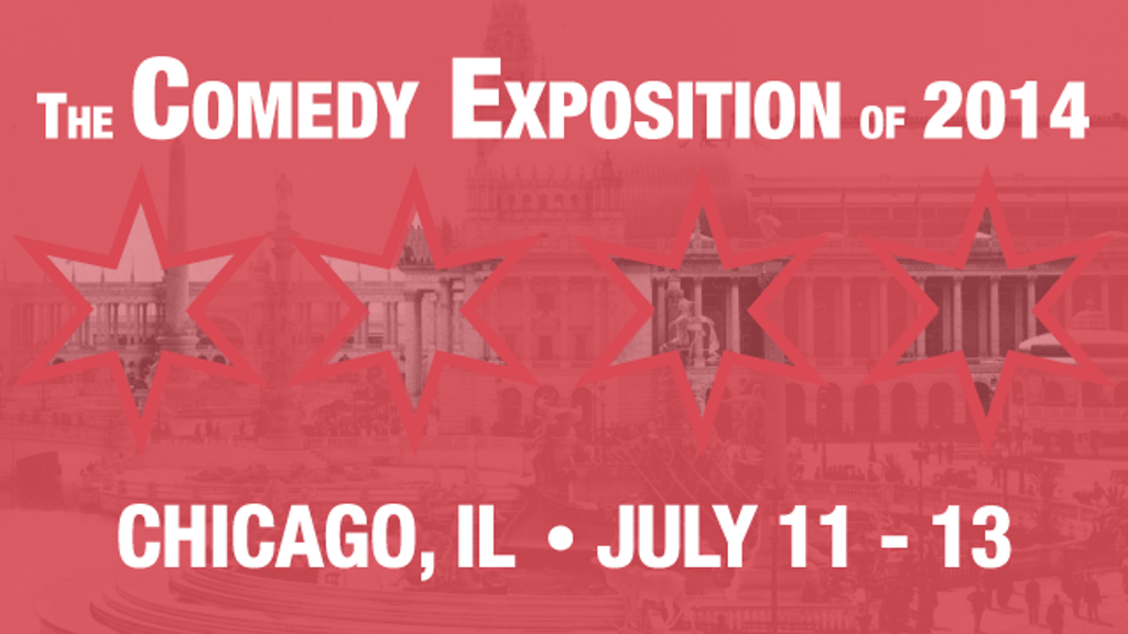 The Comedy Exposition of 2014 project video thumbnail