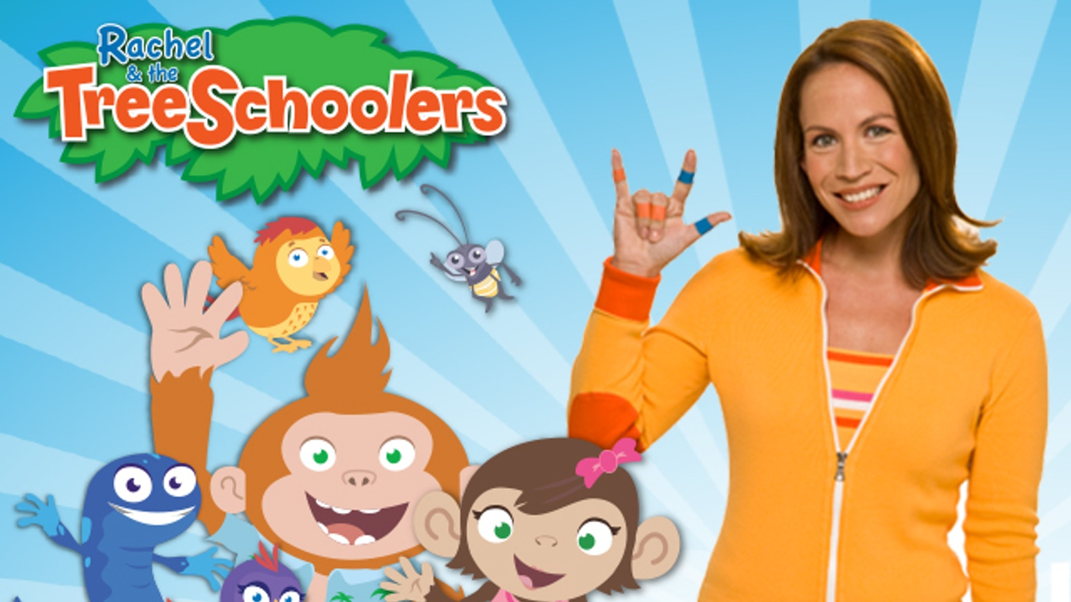 Rachel & the TreeSchoolers: A PhD backed children's series, delivered in 12 musical episodes. Brought to you by YOU!