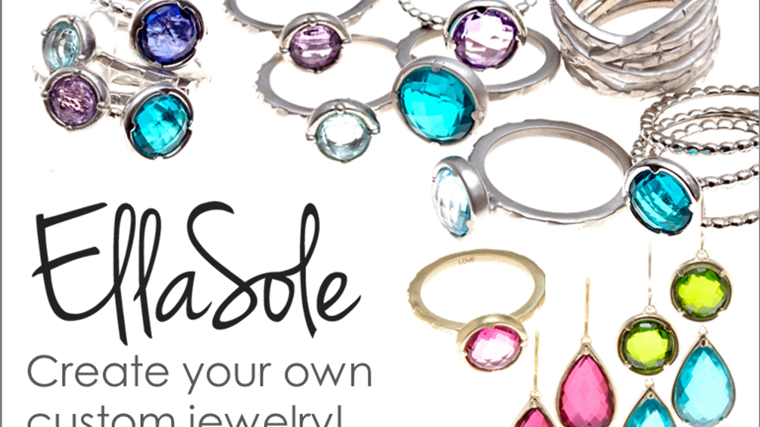 977705590 Create personalized boutique-quality jewelry! by EllaSole — Kickstarter