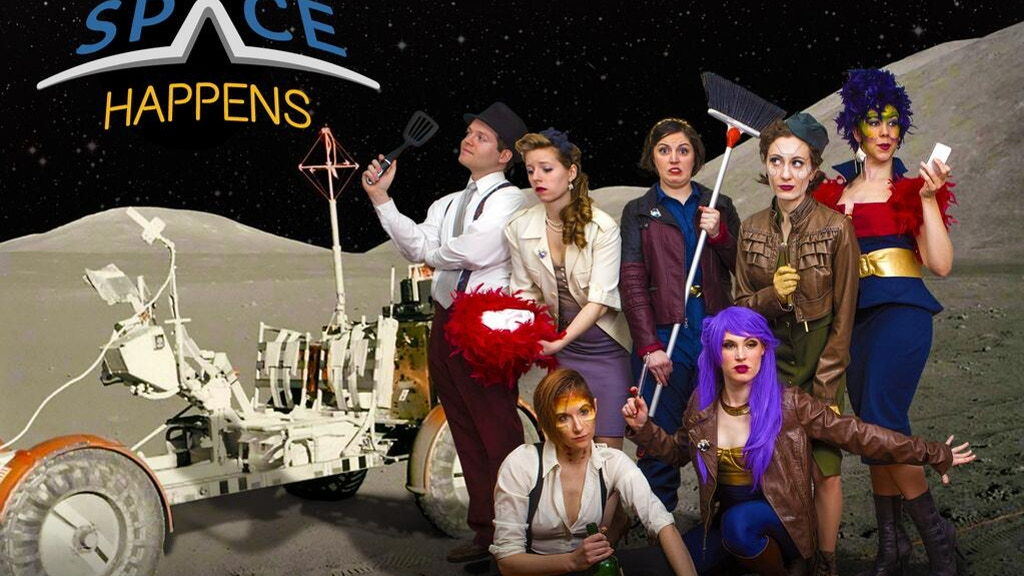 Space Happens Season 1: How to Save the Universe project video thumbnail