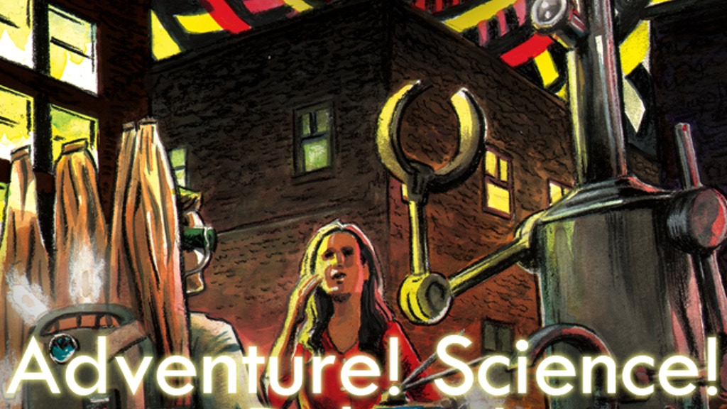 Once Upon a Time in the 1970s - Sci-Fi Webseries Season 2 project video thumbnail
