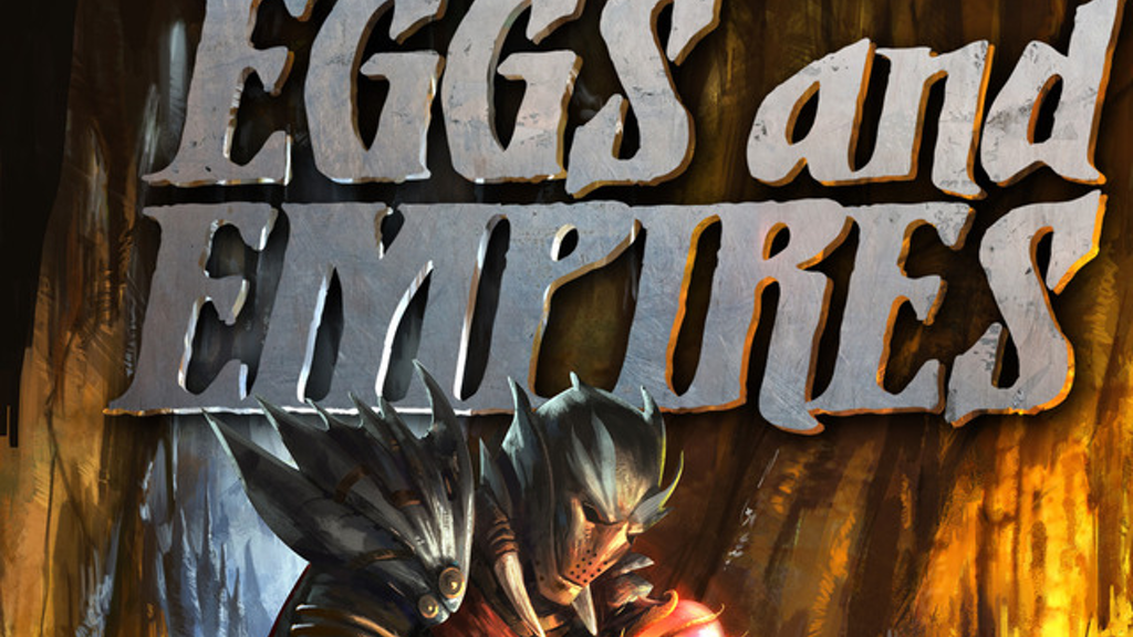 Eggs and Empires - A fast paced exciting card game for 2-6p project video thumbnail