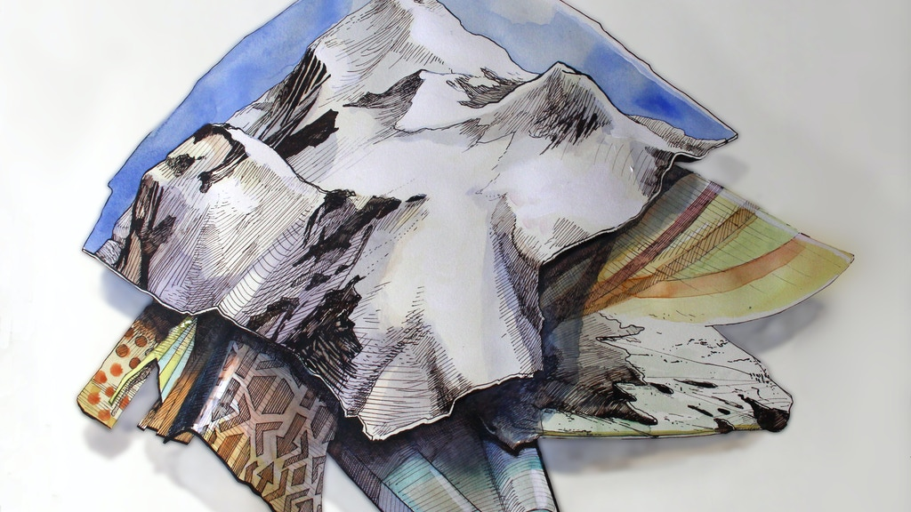Trashing Mountains: Phil Irish at the Banff Centre project video thumbnail