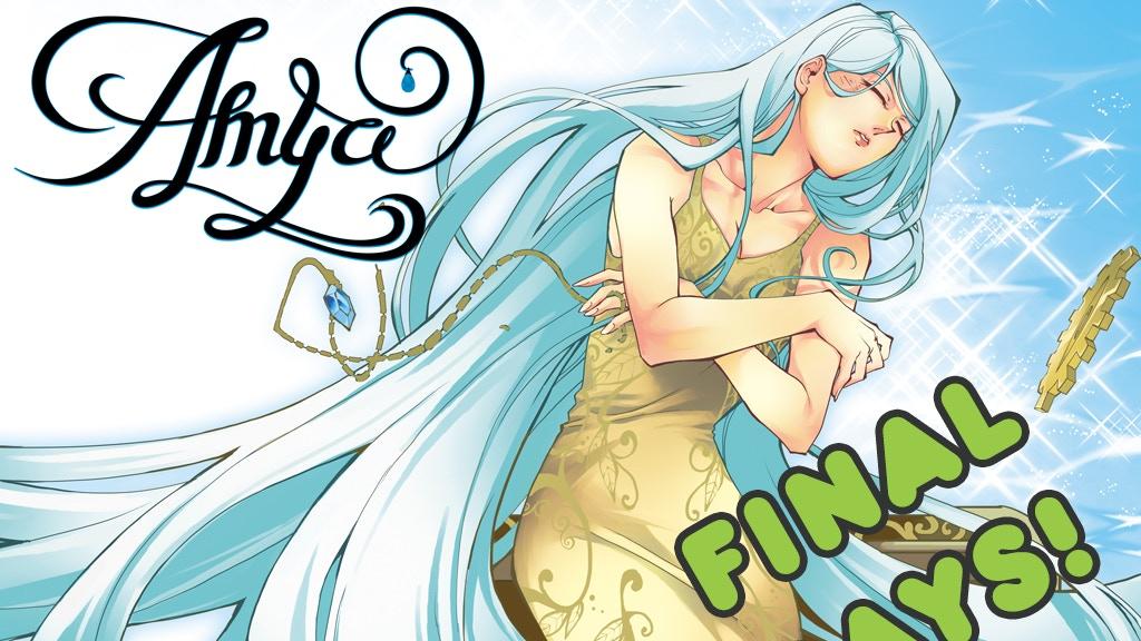 Amya : Volume One project video thumbnail