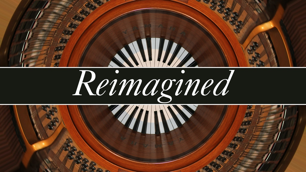 Reimagined: Classic Hymns for a Modern Audience project video thumbnail