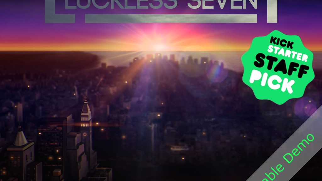 Luckless Seven - A Narrative-Driven Card Game RPG project video thumbnail