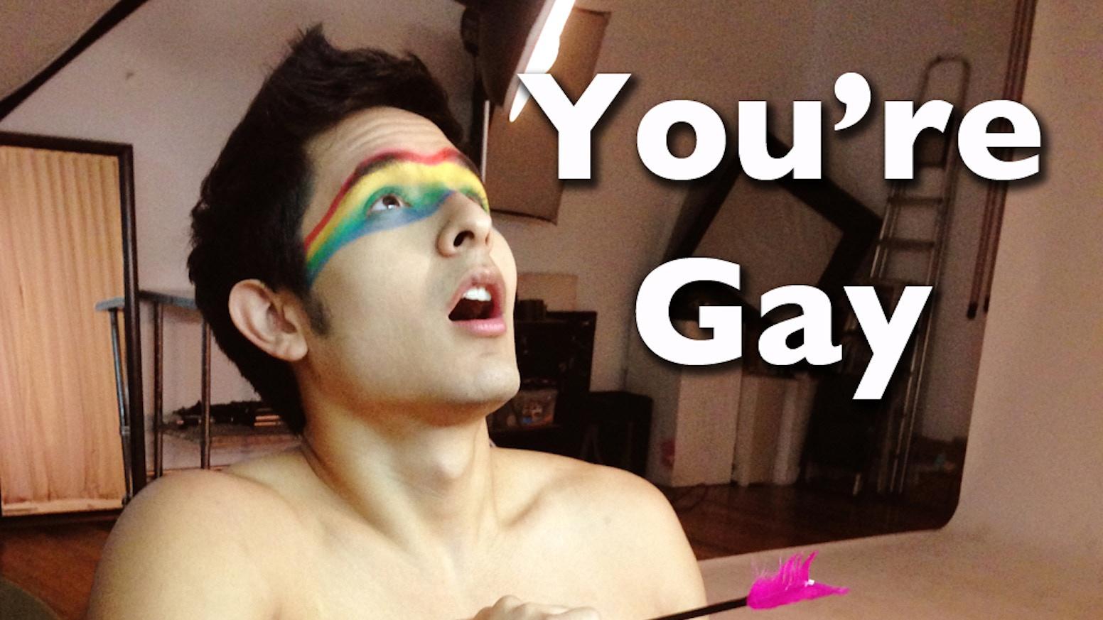 Sebastian Castro - Youre Gay Music Video by Sebastian