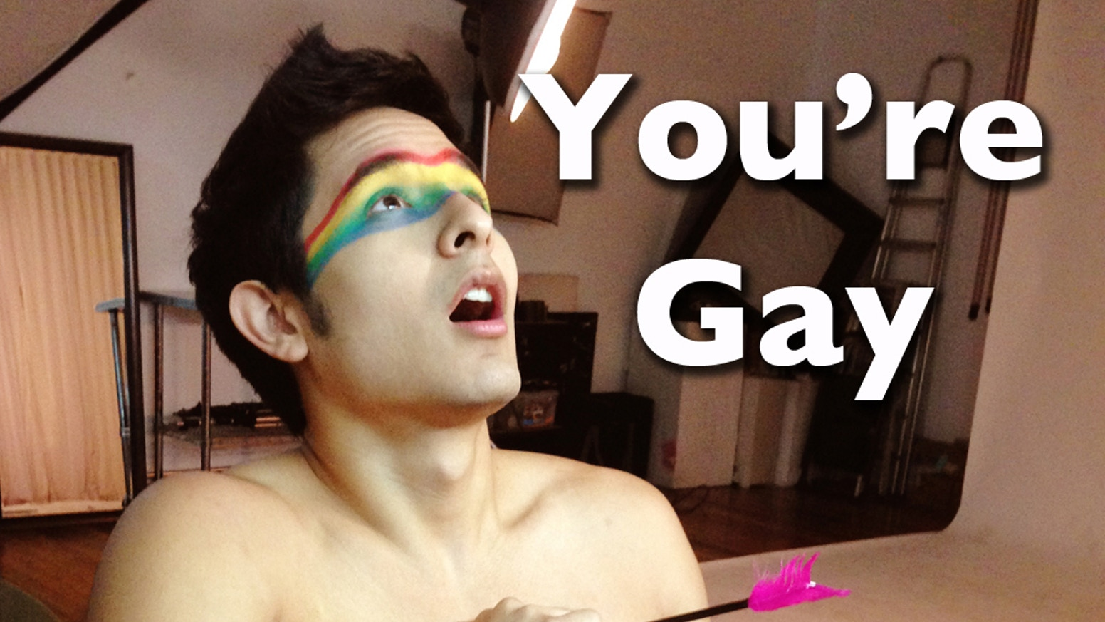 Sebastian Castro - You're Gay Music Video