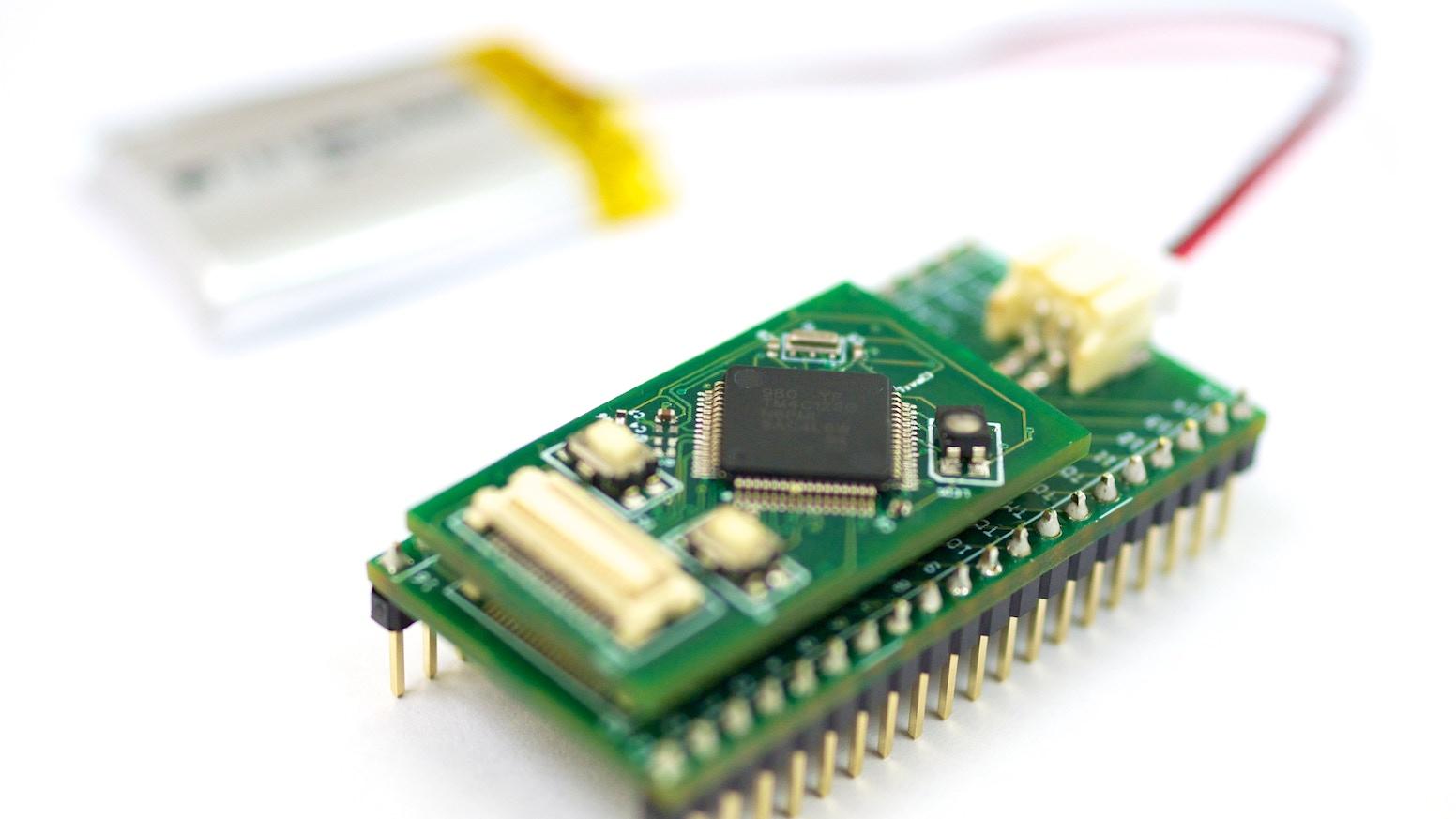 AttoDuino - Turbocharged, Wireless, Arduino Compatible by AttoDuino