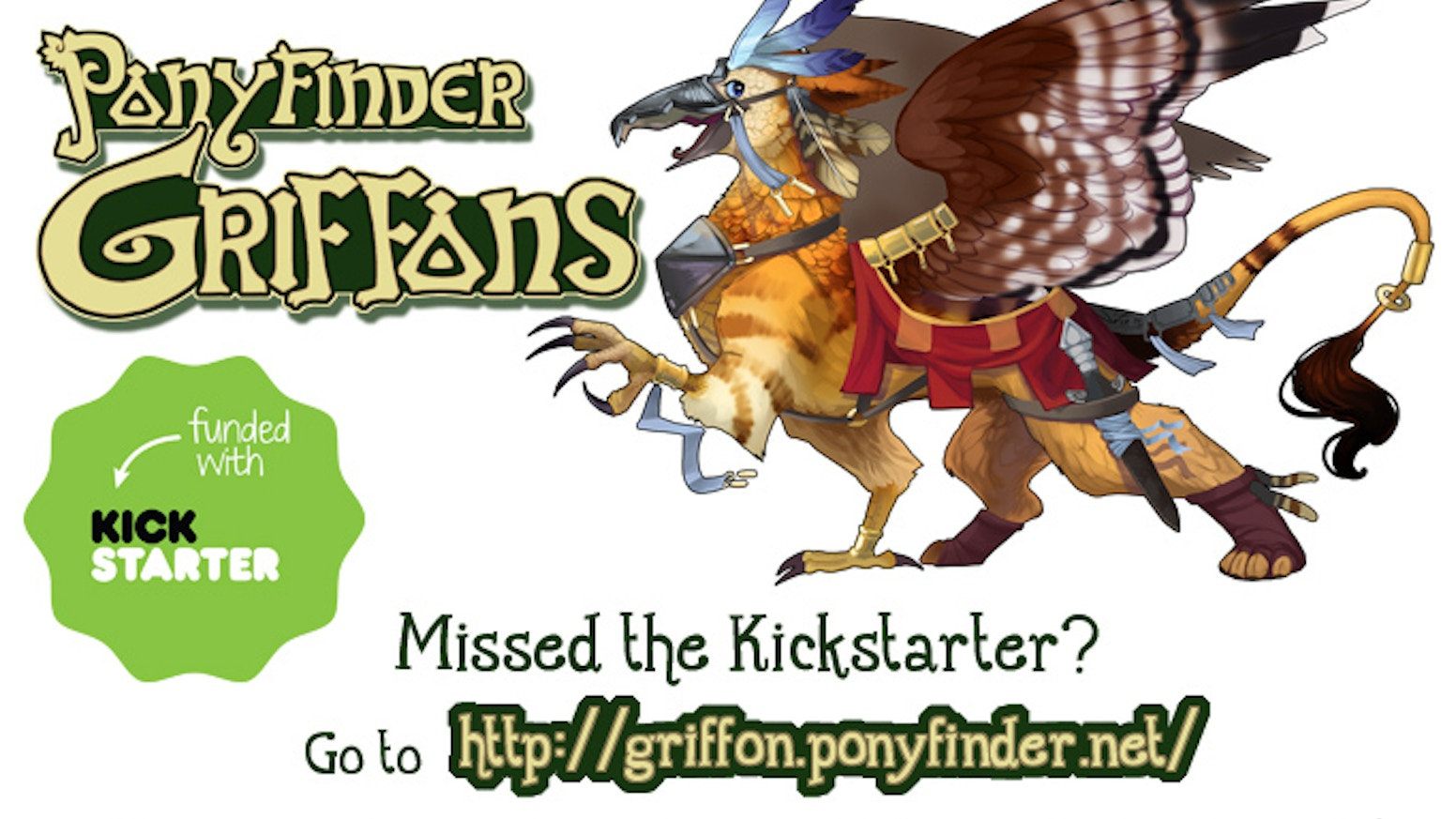 Ponyfinder: Griffons of Everglow Pathfinder Expansion by Silver