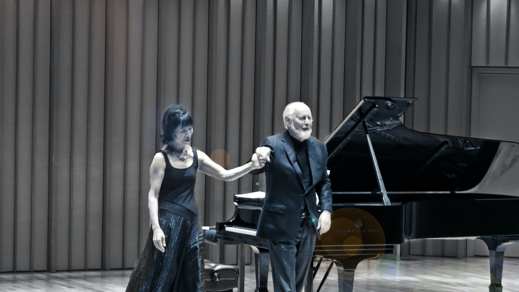 GREAT FILM COMPOSERS & THE PIANO: CD+VIDEO by GLORIA CHENG project video thumbnail