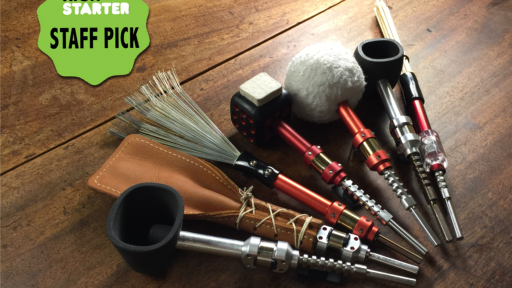SWITCH KICK™  Quick Release Bass Drum Beater project video thumbnail