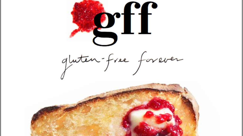 GFF: Gluten-Free Forever Magazine project video thumbnail