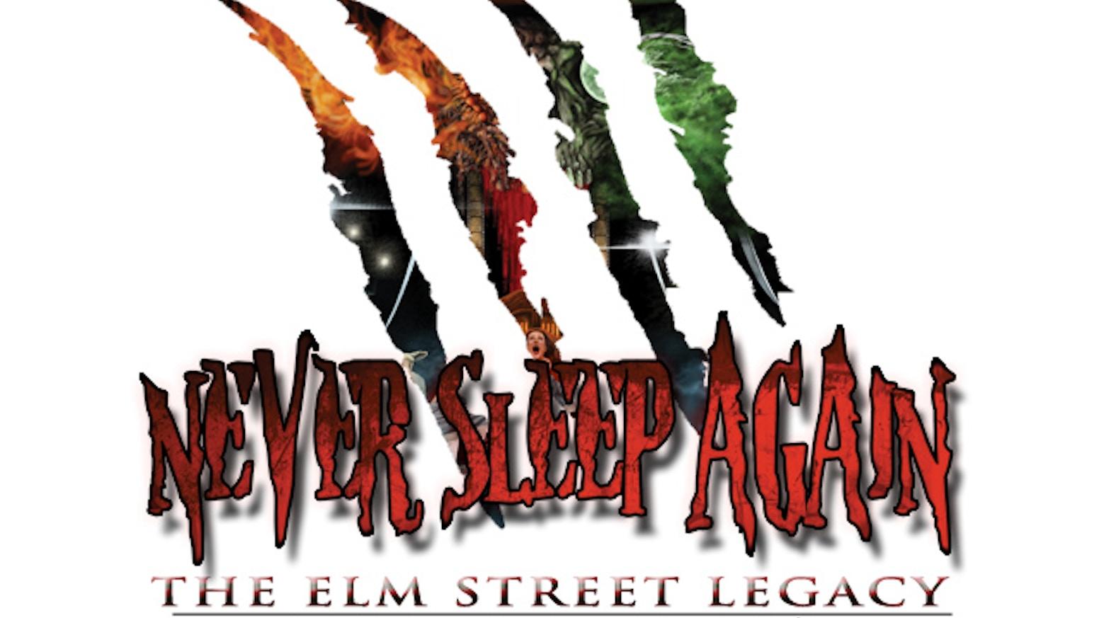 Never Sleep Again: The Making of