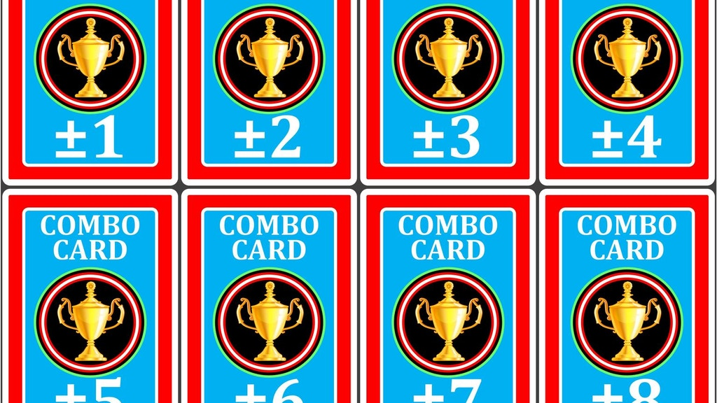 COMBINATION - An exciting family card game with a new twist! project video thumbnail