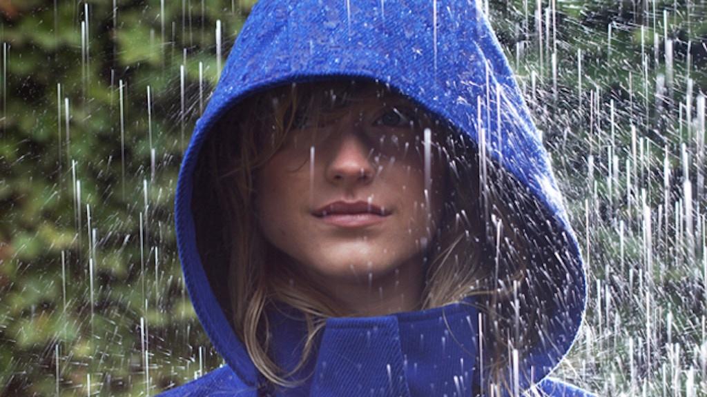 Mia Melon - Fashionable Weatherproof Outerwear project video thumbnail