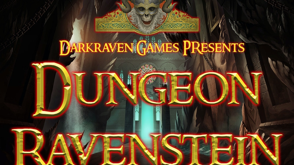 DUNGEON RAVENSTEIN by Darkraven Games project video thumbnail