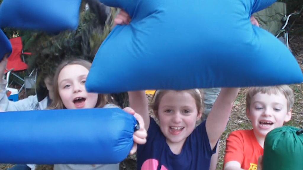 The Adventure Pillow project video thumbnail