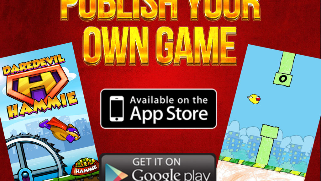 Make and release your own mobile game in a weekend! project video thumbnail