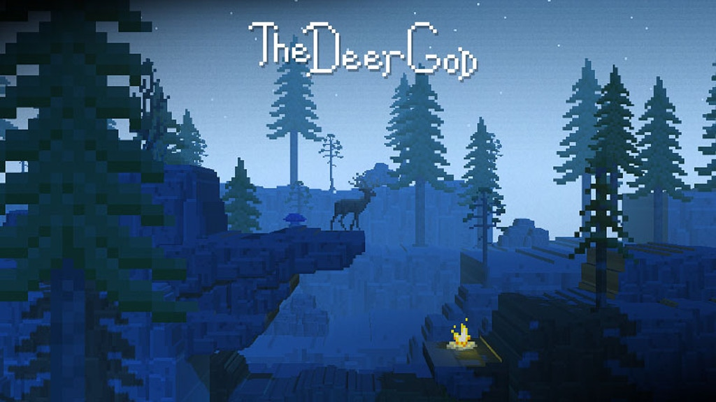 The Deer God - A Game of Reincarnation Wii U/Steam/OUYA project video thumbnail