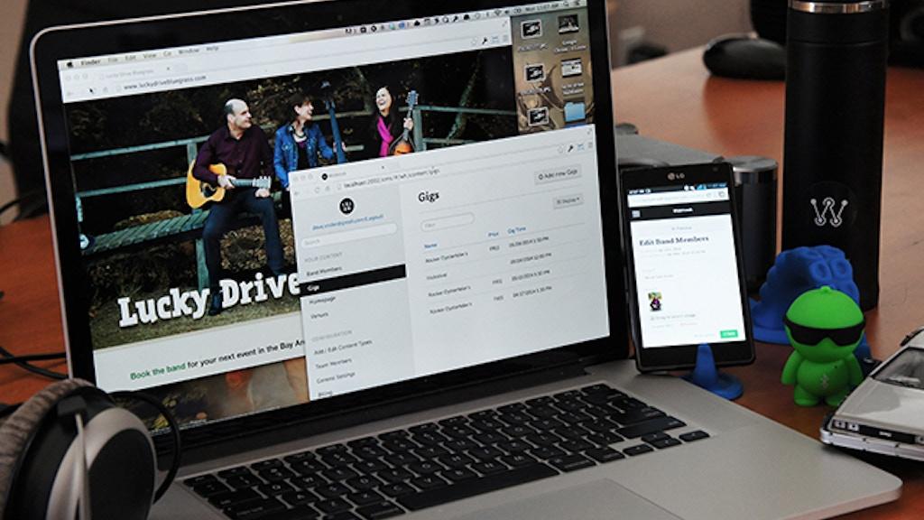 Webhook project video thumbnail