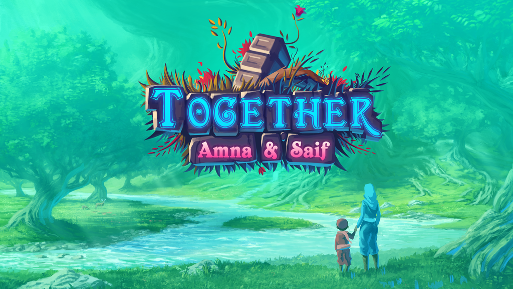 Together: Amna & Saif project video thumbnail
