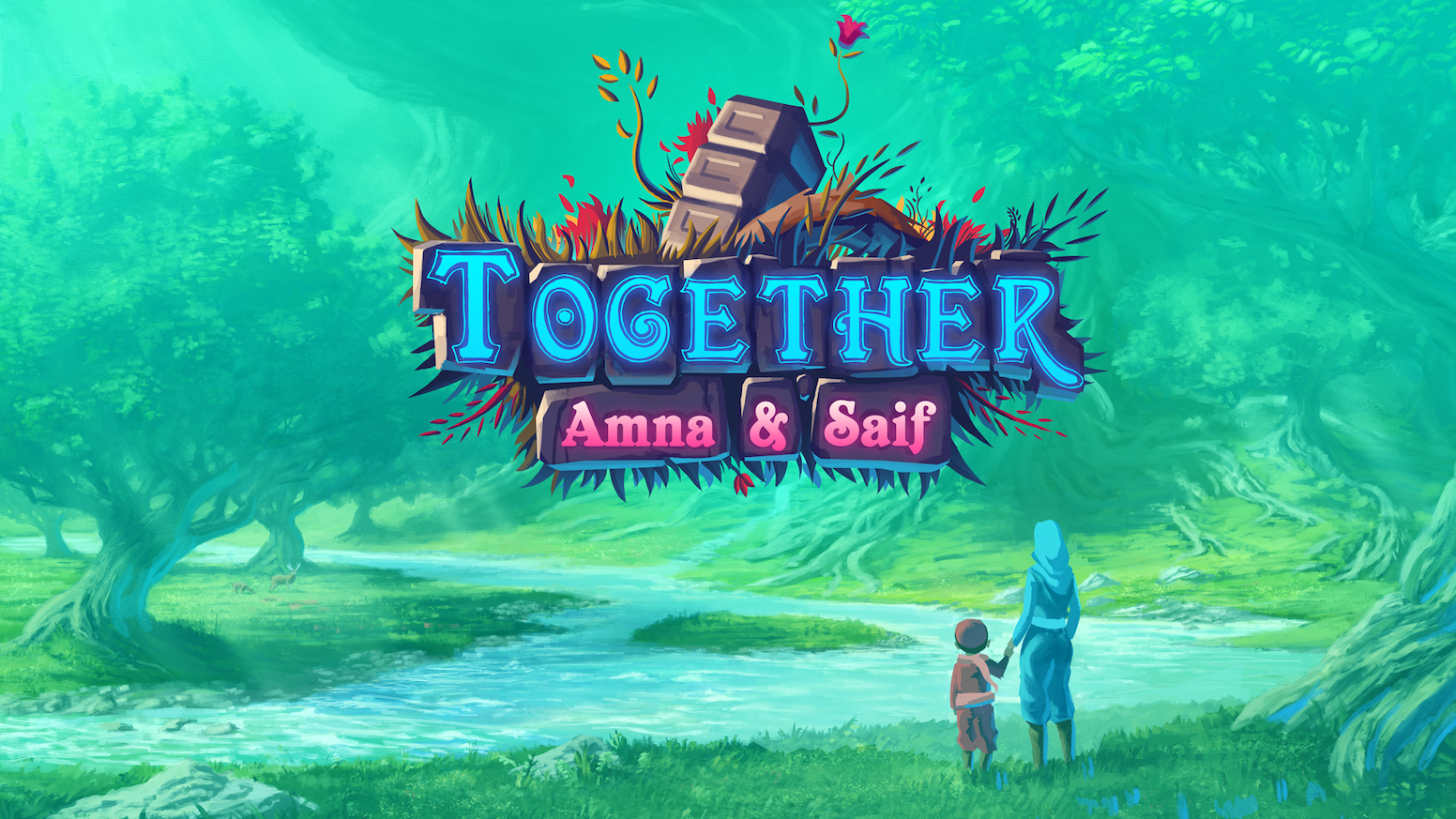 Rely on one another as you take in the beautiful forest in this couch co-op adventure puzzle game. On PC + Mac & Linux w/ stretch goals