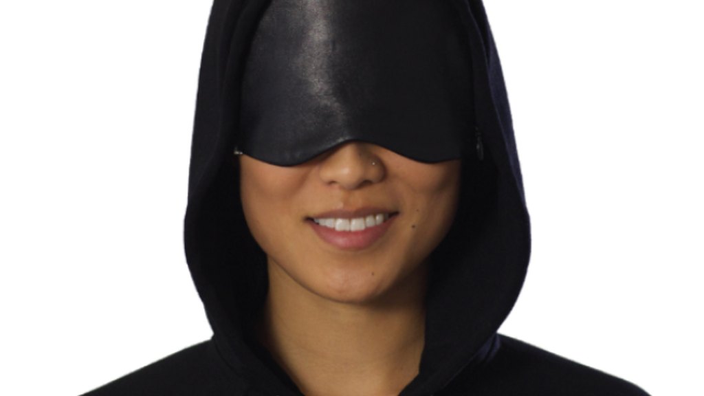 """The Dream Hoodie"" with a detachable eye cover for travelers project video thumbnail"