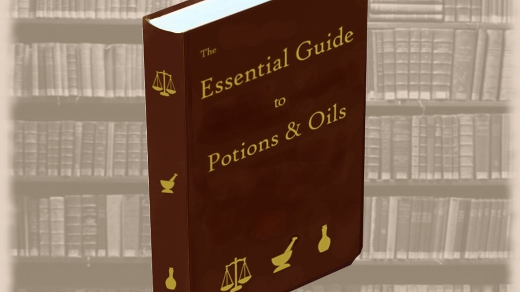 The Essential Guide to Potions and Oils project video thumbnail