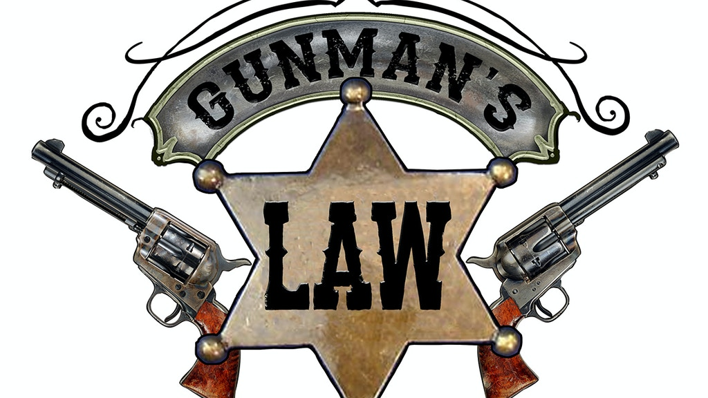 Gunman's Law: Wild West Shootout RPG & Tabletop Game project video thumbnail