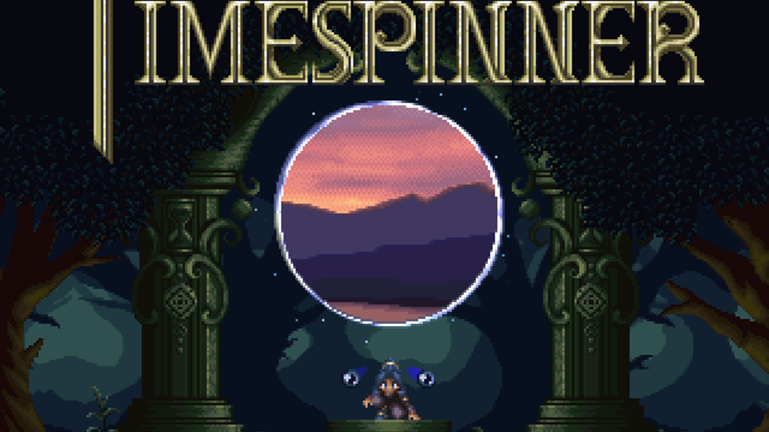 A beautifully pixelated 2D Metroidvania about a young woman who travels through time to destroy an empire.
