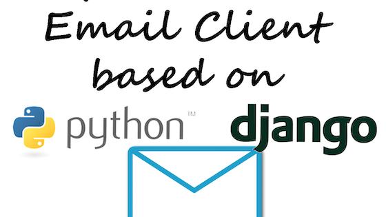 Django Email Client