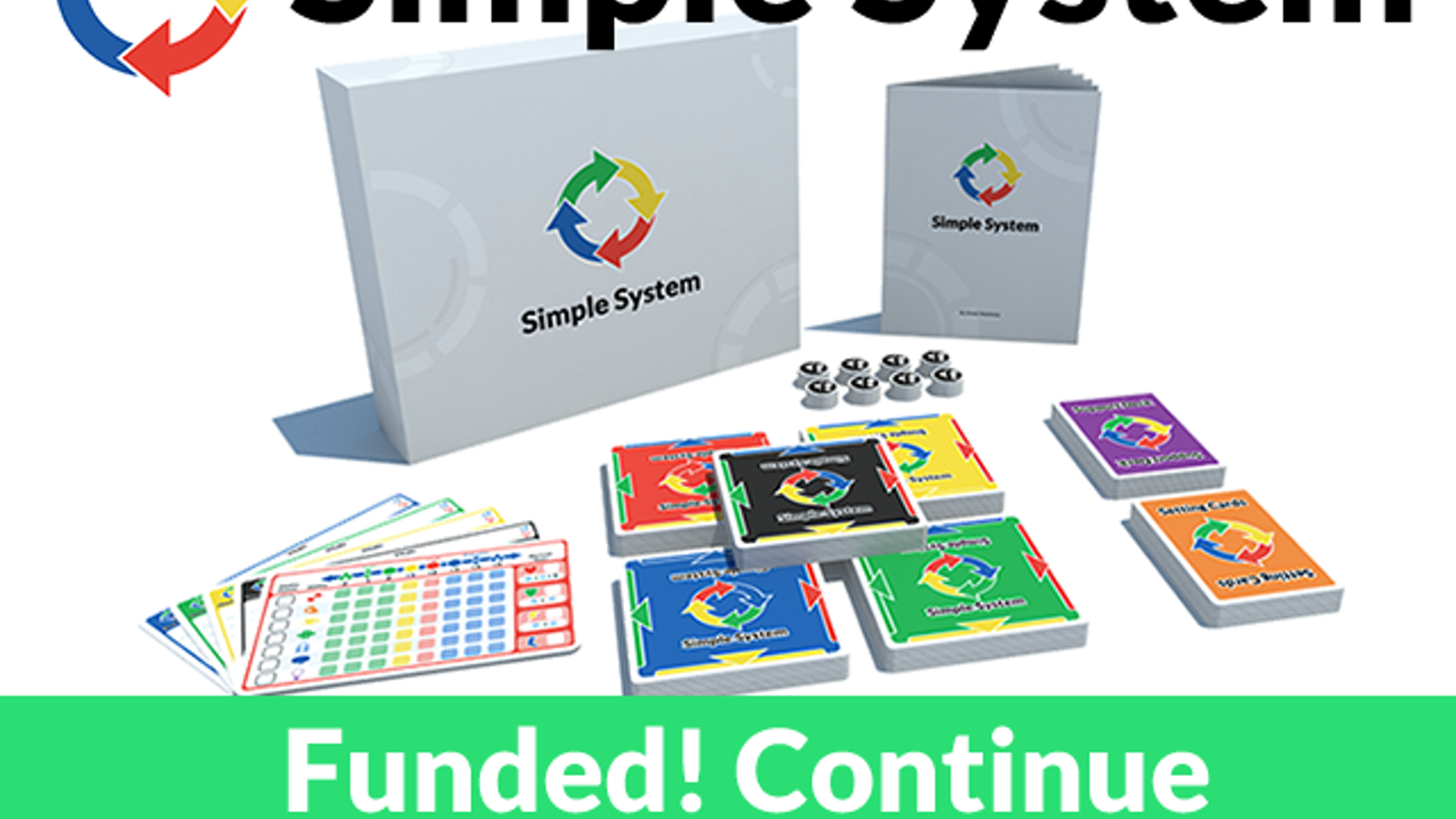 Simple System Table-Top Roleplaying Game System by Dashing